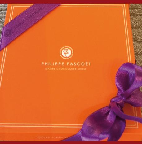 Chocolats de Philippe Pascoët - 18 ganaches
