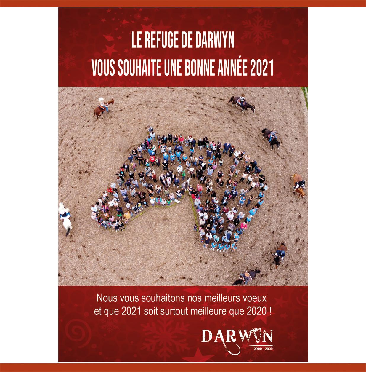 Calendrier Darwyn